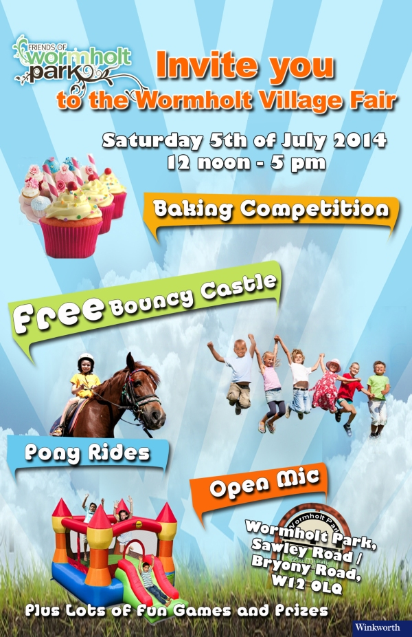 Wormholt Park Village  Fair